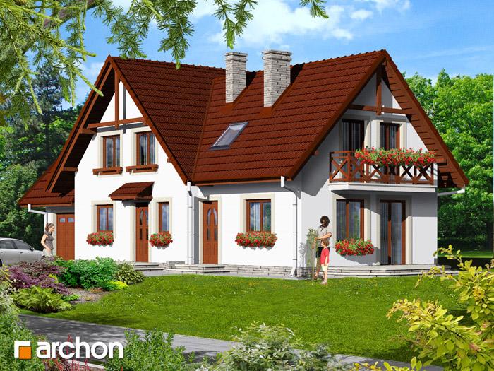 Dom na wzgórzu 2 (G) - Widok 14