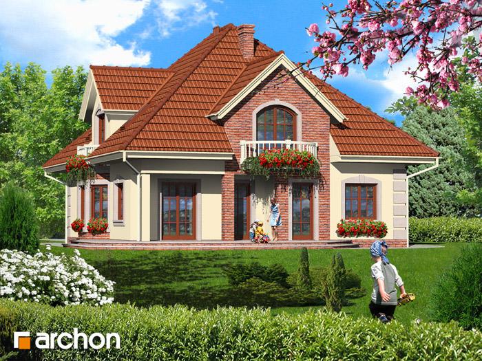 Dom w orchideach 2 - Widok 2