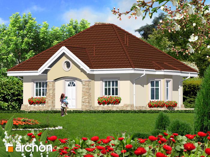 Dom w lotosach - Widok 11