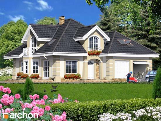 Dom w dąbrówkach (G2) - Widok 211
