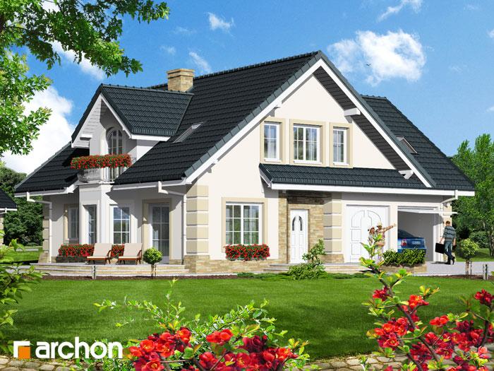 Dom w dąbrówkach 2 (G2) - Widok 213