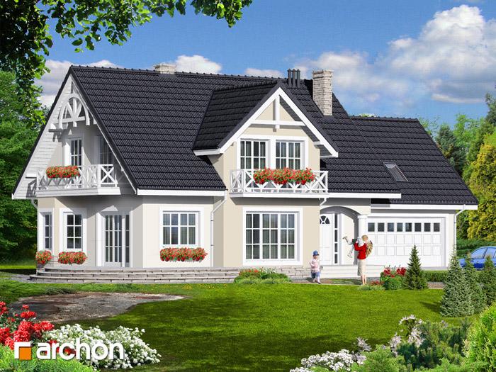 Dom w lubczyku 2 (G2) - Widok 14