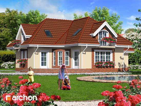 Dom w aloesie 2 - Widok 2