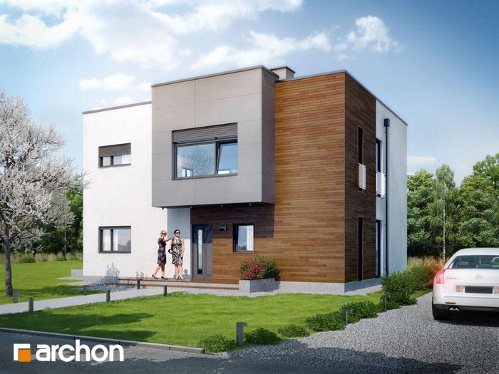 Dom w krotonach - Widok 8