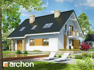Dom w poziomkach 5 (GN) - Widok 4