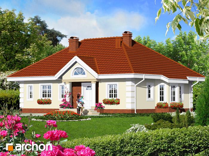 Dom w oliwkach - Widok 14
