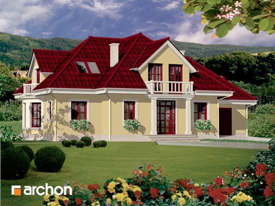 Dom pod klonami - Widok 76