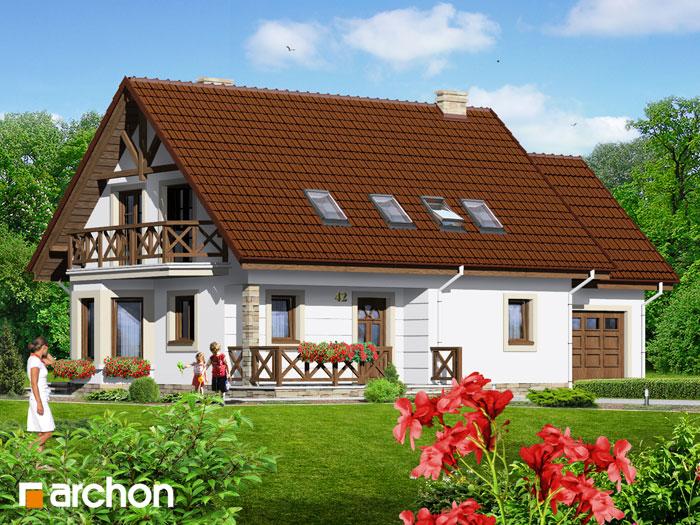 Dom w dziewannie (G) - Widok 220