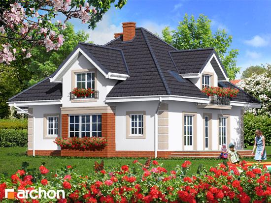 Dom w agreście - Widok 2