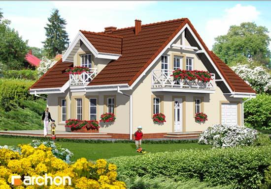 Dom w rododendronach 2 - Widok 14