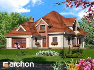 Dom w orchideach 2 - Widok 3