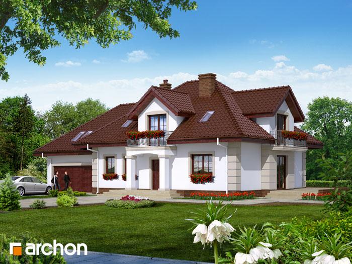 Dom w kaliach 4 (G2) - Widok 11