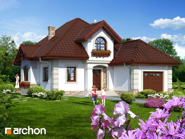 Dom w kobeach - Widok 3