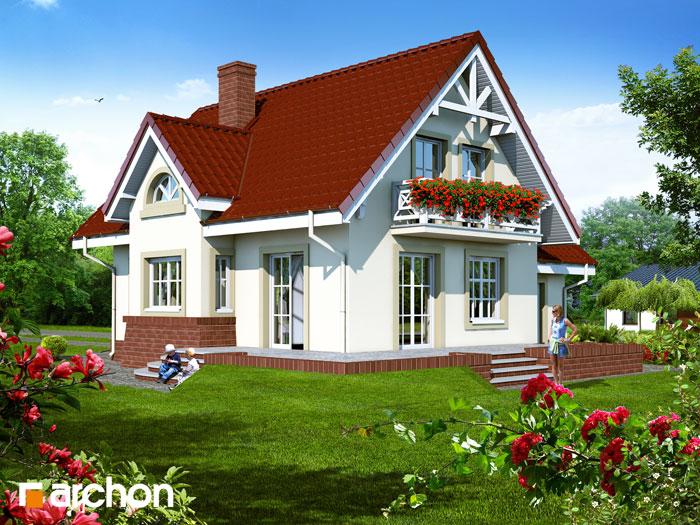 Dom w morelach - Widok 2