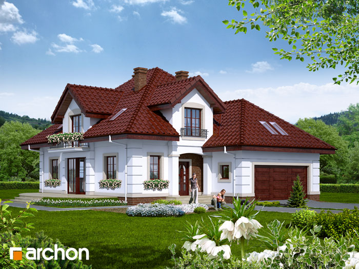 Dom w daturach - Widok 209