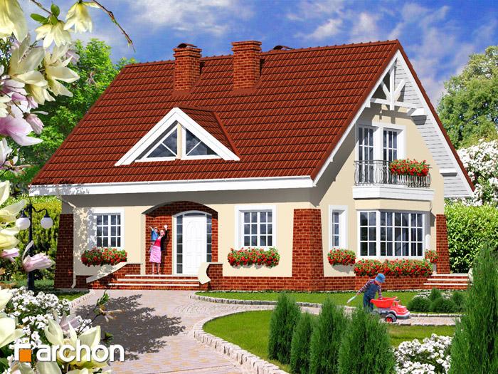 Dom w koniczynce 2 - Widok 3