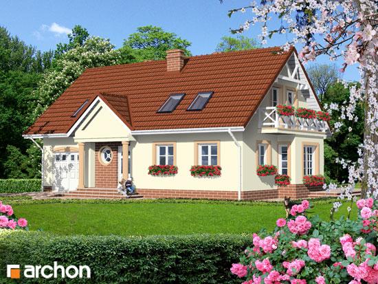 Dom pod jemiołą 3 - Widok 1