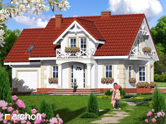 Dom w kosówce - Widok 5