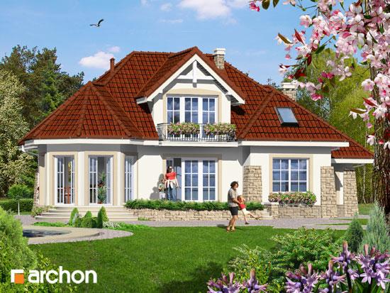 Dom w hibiskusie - Widok 261