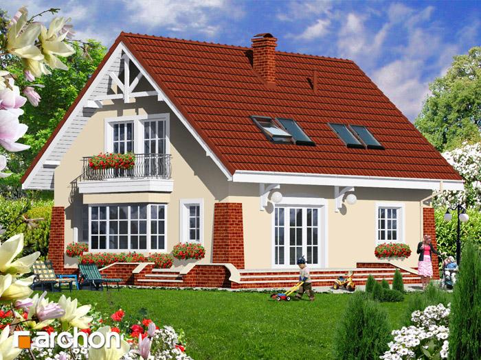 Dom w koniczynce 2 - Widok 2