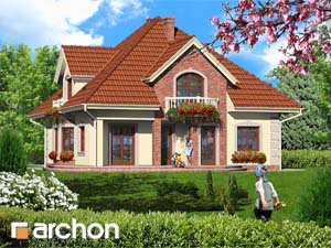 Dom w orchideach 2 - Widok 4