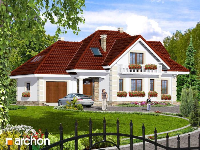 Dom w lobeliach 3 - Widok 10