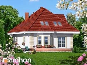 Dom w aksamitkach 3 - Widok 4