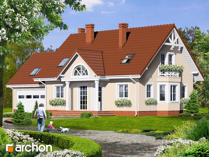 Dom w magnoliach 2 (G2) - Widok 8