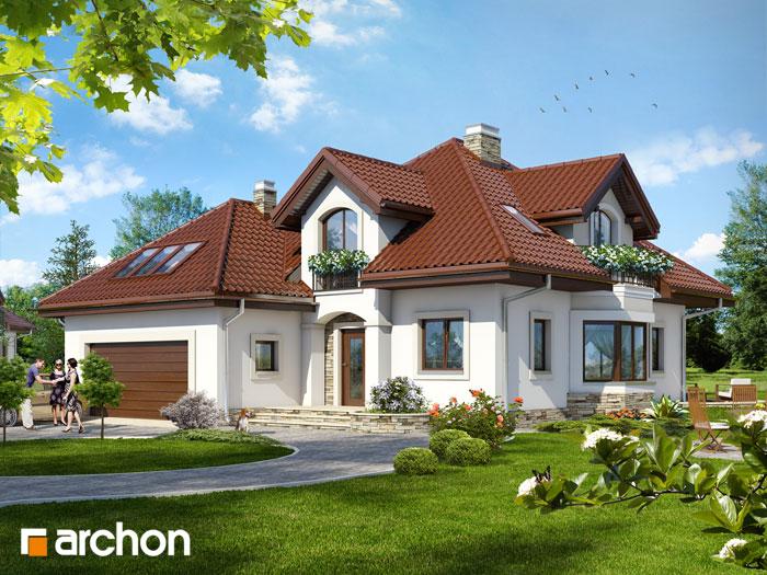 Dom pod wiązowcem - Widok 104