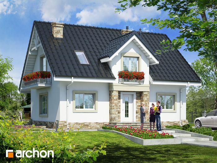 Dom w lucernie (P) - Widok 4