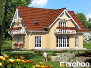 Dom w fiołkach - Widok 4