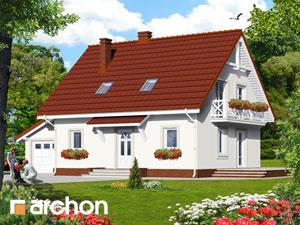 Dom w paprociach 3 - Widok 3