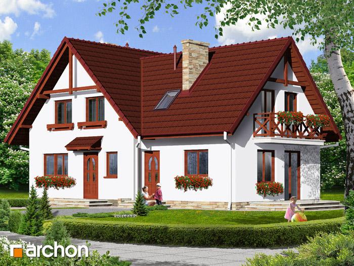Dom na wzg�rzu 2 (P) - Widok 2