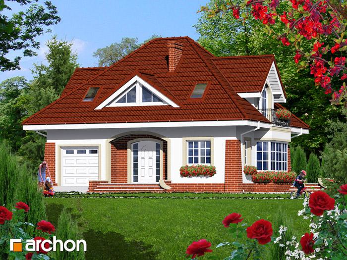 Dom w koniczynce 3 - Widok 4