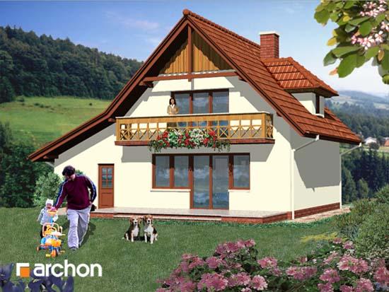 Dom na wzgórzu 3 - Widok 16