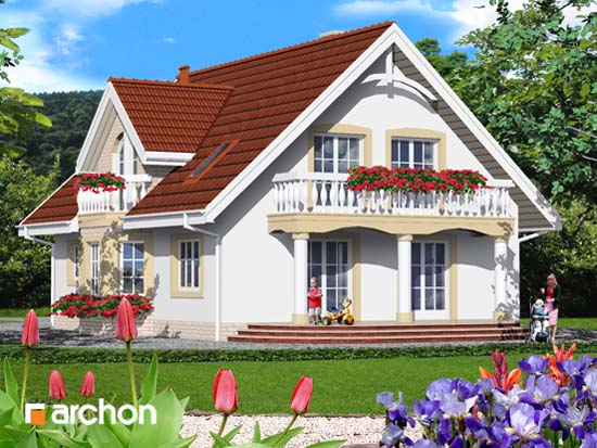 Dom w anyżku - Widok 2
