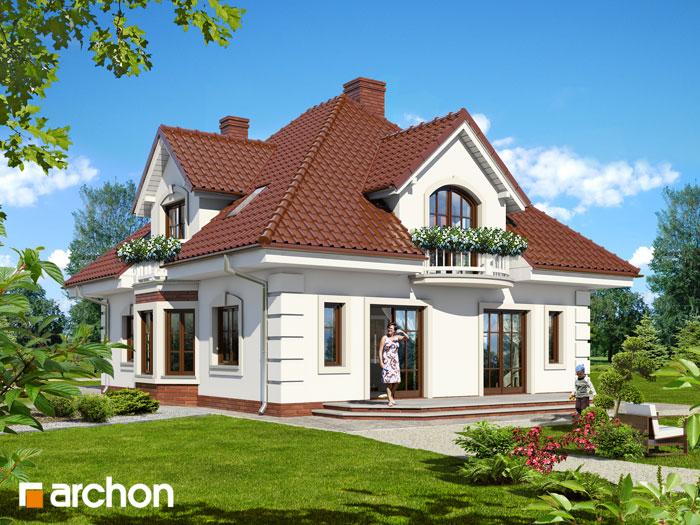 Dom w orchideach - Widok 2
