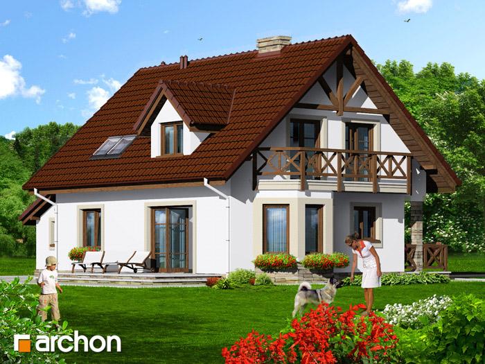Dom w dziewannie 2 - Widok 2