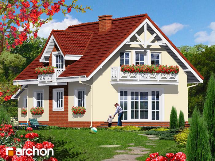 Dom w lukrecji (G) - Widok 2