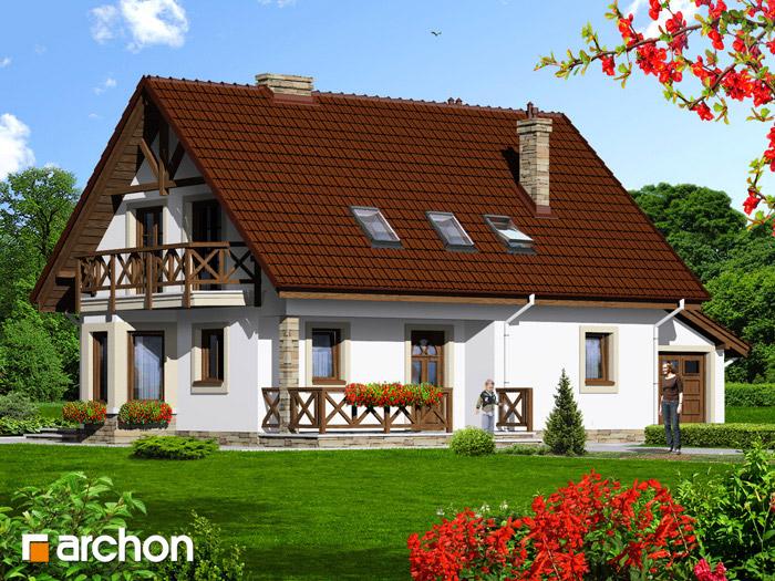 Dom w dziewannie 2 - Widok 1