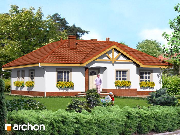 Dom w miłkach - Widok 9