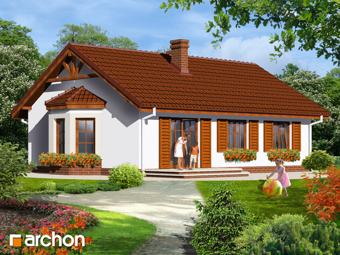 Dom w jeżynach 2 - Widok 2