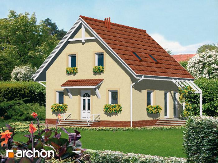Dom w oleandrach - Widok 13
