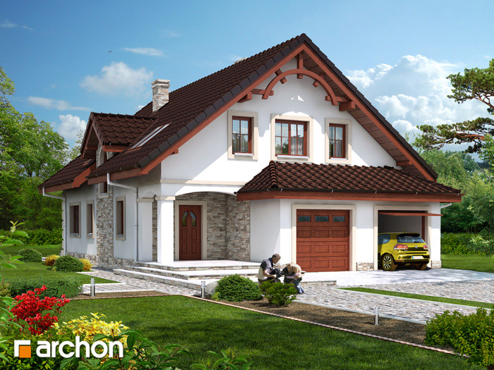 Dom w funkiach - Widok 236