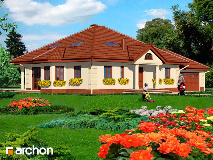 Dom w mikołajkach - Widok 8