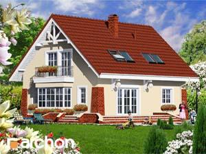Dom w koniczynce 2 - Widok 4
