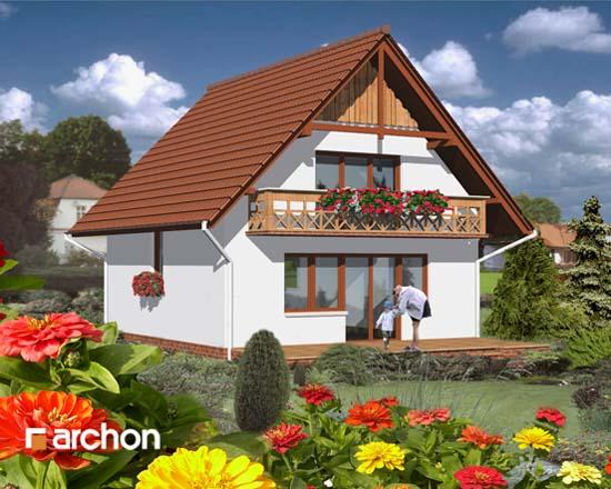 Dom na wzgórzu - Widok 12