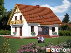 Dom w paprociach - Widok 4