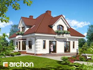 Dom w orchideach - Widok 4