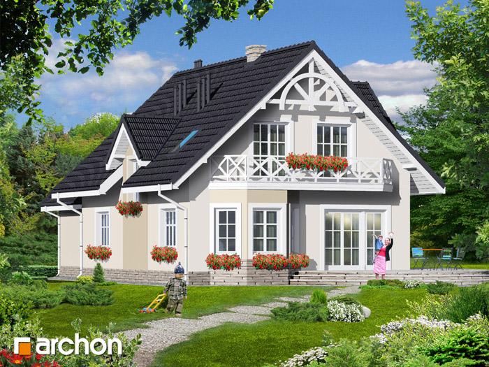Dom w lubczyku 2 (G2) - Widok 2